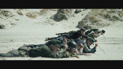 Trailer Unter Dem Sand