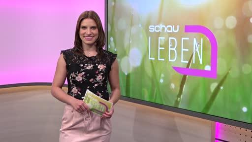 schau LEBEN - Im Talk mit Ingrid Diem