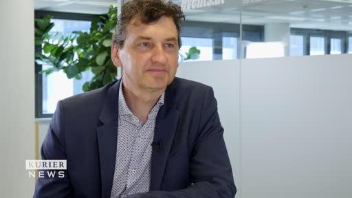 """Martin Tiani: """"Alle Krankenhäuser sind mit ELGA vernetzt"""""""