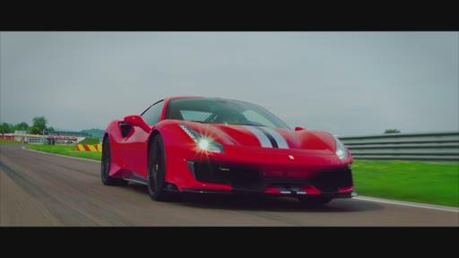 Video: Wir fahren den neuen Ferrari 488 Pista in Fiorano