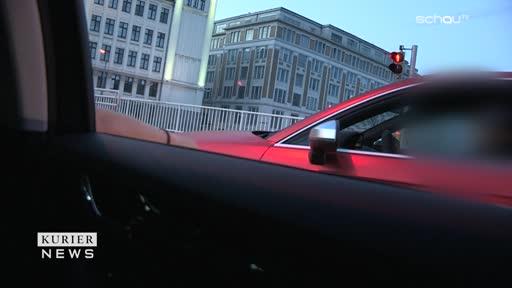 Die Wiener Polizei macht Jagd auf Roadrunner