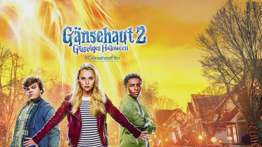 Gänsehaut 2 Gruseliges Halloween Stream