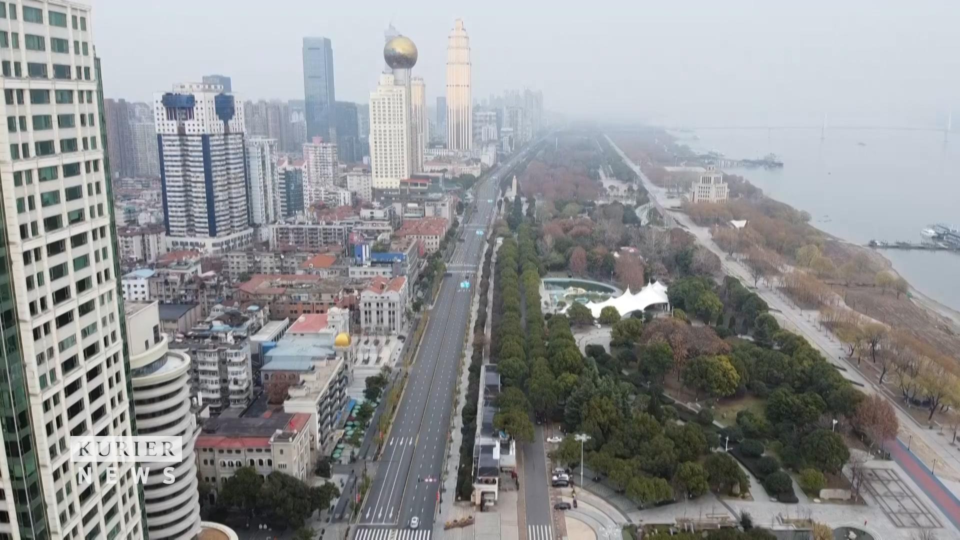 Corona In China überstanden
