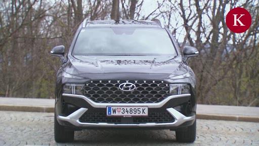 KURIER-Testfahrt-Hyundai-Santa-Fe